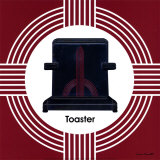 Toaster Prints by Gene Ouimette