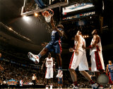 Shaquille O&#39;Neal - 2005 All Star Game  Slam Dunk Photo