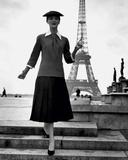 Paris Fashion Kunstdrucke von Jean Alexis Rouchon