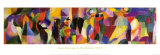 Tango Póster por Sonia Delaunay-Terk