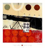 New Variation III Prints by Mary Calkins