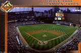 Camden Yards - Baltimore Orioles Posters