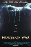 House of Wax Affiche
