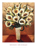Calla Lily Bouquet Posters by Miroslav Bartak