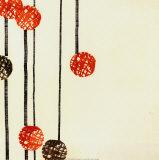 Abstrakt IV Posters af Rachael Stroud