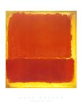 Número 12, 1951 Lámina por Mark Rothko