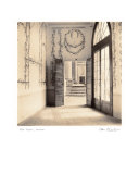Villa Pisani, Veneto Poster von Alan Blaustein