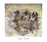 Cullen - Girl Talk Umění