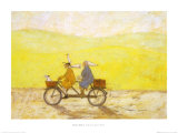 Grand Day Out Posters af Sam Toft