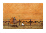 Romantic Interlude Posters by Sam Toft