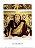 The Dalai Lama Prints