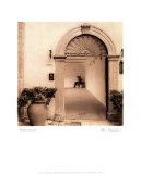 Pienza, Toskana Kunstdrucke von Alan Blaustein
