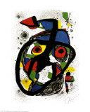 Joan Miró - Carotta - Art Print