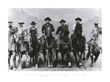 The Magnificent Seven Print by  The Chelsea Collection