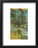 Normandy Landscape Prints by Pierre Bonnard