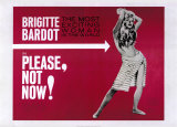 Please Not Now! Prints by  The Vintage Collection