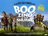 Boo Zino and the Snurks Posters