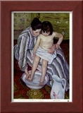 The Bath Prints by Mary Cassatt