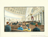 Washington D.C., Chamber Supreme Court Posters by George Goodwin Kilburne
