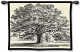 Bounds Park Oak Wall Tapestry by Jacob George Strutt
