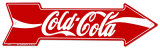 Cold Cola Tin Sign