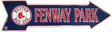 Fenway Park Boston Tin Sign