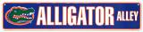 Alligator Alley Plakietka emaliowana