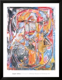 Figure 0 à 9, 1961 Affiches par Jasper Johns