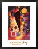 Resonance Multicolore 1928 Prints by Wassily Kandinsky