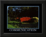 Motivational - Communication Print
