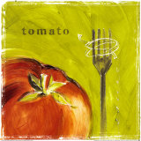 Tomato Sauce Prints by Lauren Hamilton