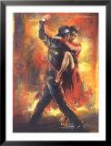 Tango Argentino Posters by Pedro Alvarez