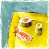 Sushi Art by Lauren Hamilton