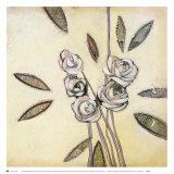 Fleur de Joie I Prints by Maria Eva