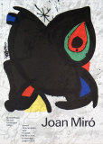 Grand Palais Collectable Print by Joan Miró