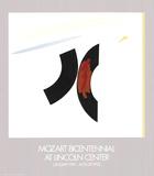 Mozart Bicentennial Serigraph by Judith Murray