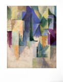 Fensterbild 1912-13 Posters by Robert Delaunay