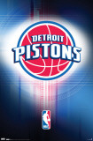 Pistons - Logo 2010 Posters