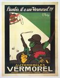 Vermorel Posters by Joe Bridge