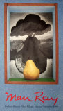 Yellow Pear Collectable Print by Man Ray 