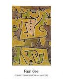 Rote Weste, 1938 Prints by Paul Klee