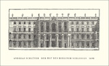 Der Schlüterhof, Berlin City Palace Prints by Andreas Schluter