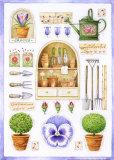 Garden Tools Kunstdrucke von G.p. Mepas