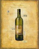 Wein aus der Toskana Kunst von G.p. Mepas