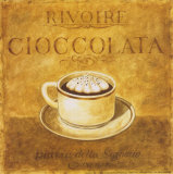 Cioccolata Poster by Herve Libaud