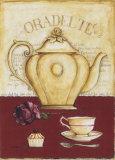 Napfkuchen von Oradelte Kunstdrucke von G.p. Mepas