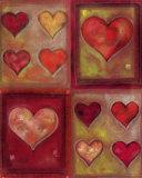 All Hearts Beat as One Kunstdrucke von G.p. Mepas