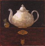 Tea Pot Prints by Eric Barjot