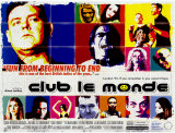 Club Le Mode (U.K. Quad) Posters
