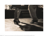 Dance Floor Prints by Maggie Heinzel-Neel